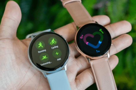 Samsung Galaxy Watch 4: improved fall detection feature