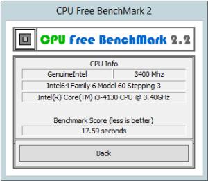 cpubenchmark