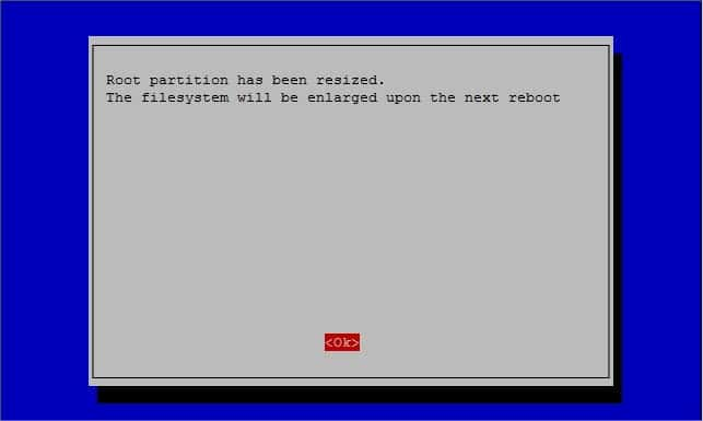 raspberrypi_root_partition_resize