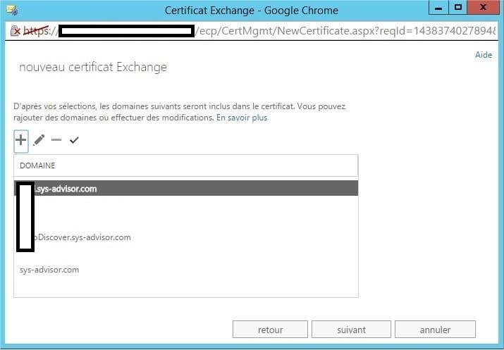 InstallationCertificatPourExchange2013AvecStartSSL_07