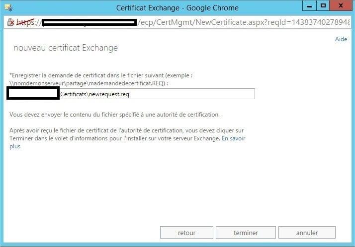 InstallationCertificatPourExchange2013AvecStartSSL_09
