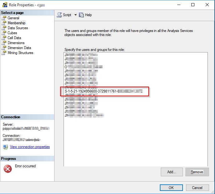 TSHOOT_SQL_Server_2012_Erreur_lors_de_lajout_dun_nouveau_membre_a_un_role_Analysis_Services_02