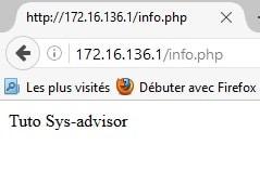 SPLASH_[TUTO] - Installer MySQL Apache et Webmin sur Debian11