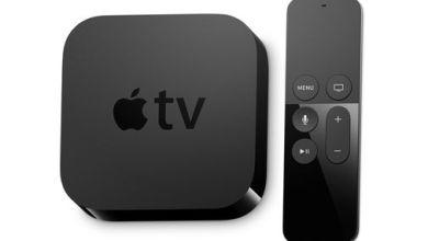 صورة الإعلان رسميا عن تلفاز آبل Apple TV 4K