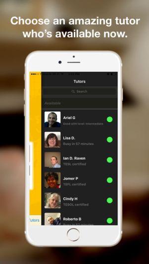 2 15 - تطبيق كامبلي Cambly لتعلم اللغة الإنجليزية بكل سهولة بالتحدث مع مدرسين متخصصين