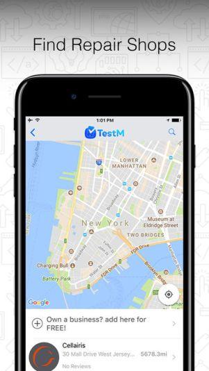 3 11 - تطبيق TestM يعطيك تقرير عن أعطال وعيوب هاتفك أو الهاتف المستعمل الذي ترغب بشراءه