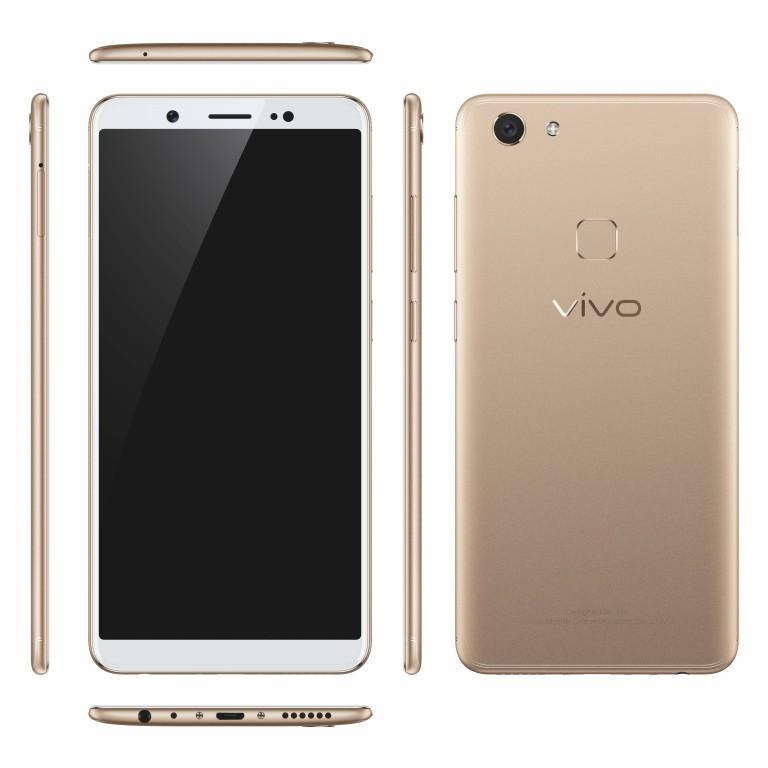3 13 - رسميًا وصول جوال V7 من شركة فيفو بشاشة بلا أطراف وبكامير أمامية بدقة 24 ميقابكسل