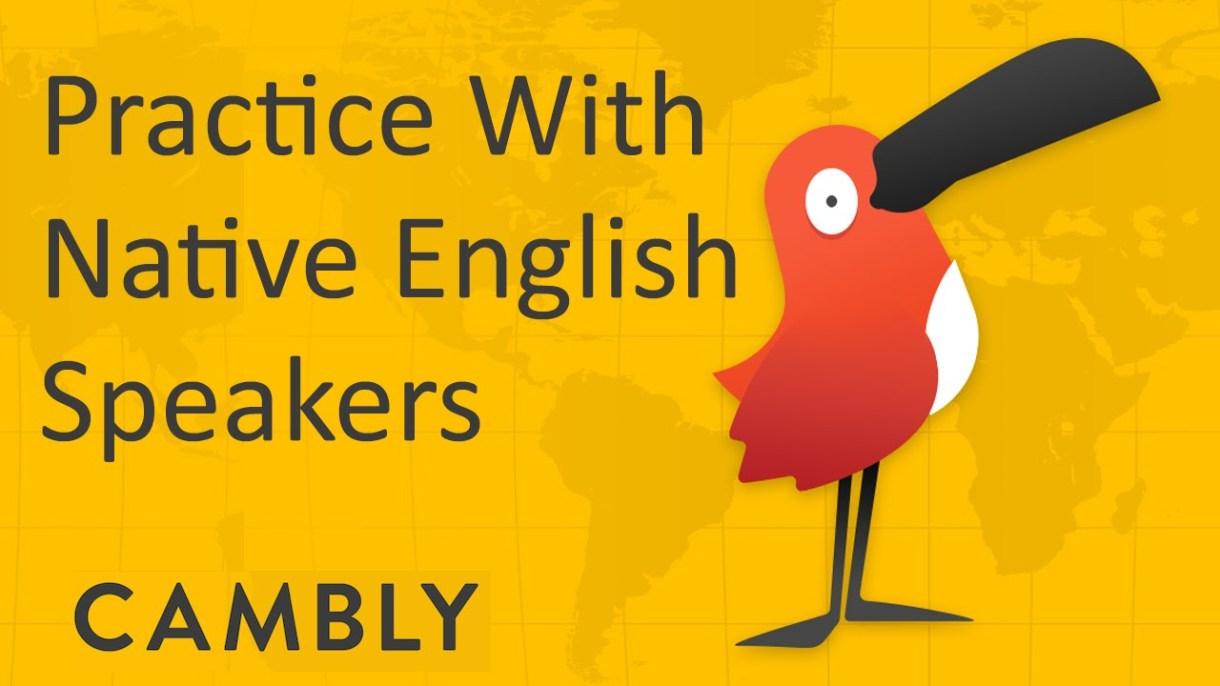 Cambly - تطبيق كامبلي Cambly لتعلم اللغة الإنجليزية بكل سهولة بالتحدث مع مدرسين متخصصين