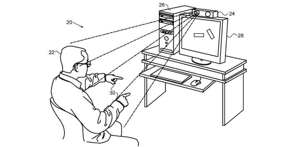 حاسوب ماك 1 - قد يمكنك التحكم في حاسوب ماك بحركة اليد عن بعد في المستقبل