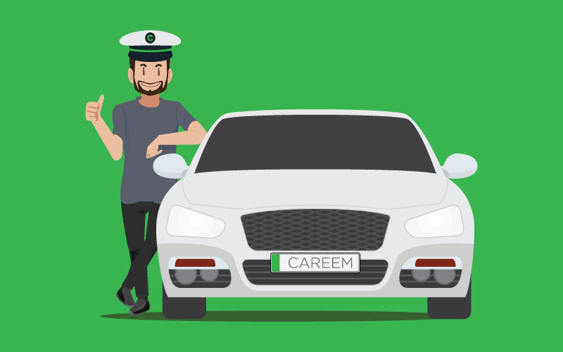 Capten Careem - شرح التسجيل في كريم كسائق والشروط والسيارات المناسبة