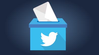 التصويت بتويتر