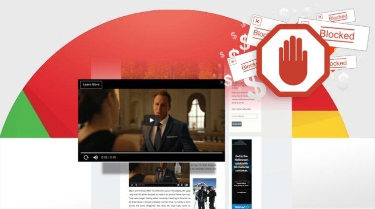 chrome will automatically block annoying autoplay video ads - قوقل كروم سيبدأ الحجب التلقائي للإعلانات المزعجة، فما هي شروط الإعلان على المواقع؟