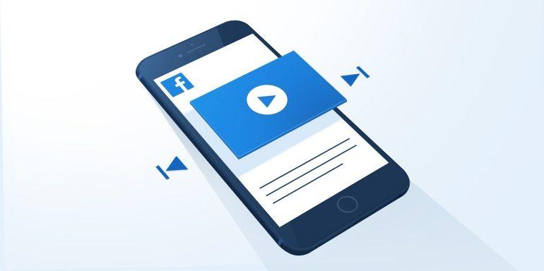 facebook video ads 770x384 - فيس بوك تتبع خطى يوتيوب وتطلق مكتبة صوتيات مجانية يمكن استخدامها عبر منصتها