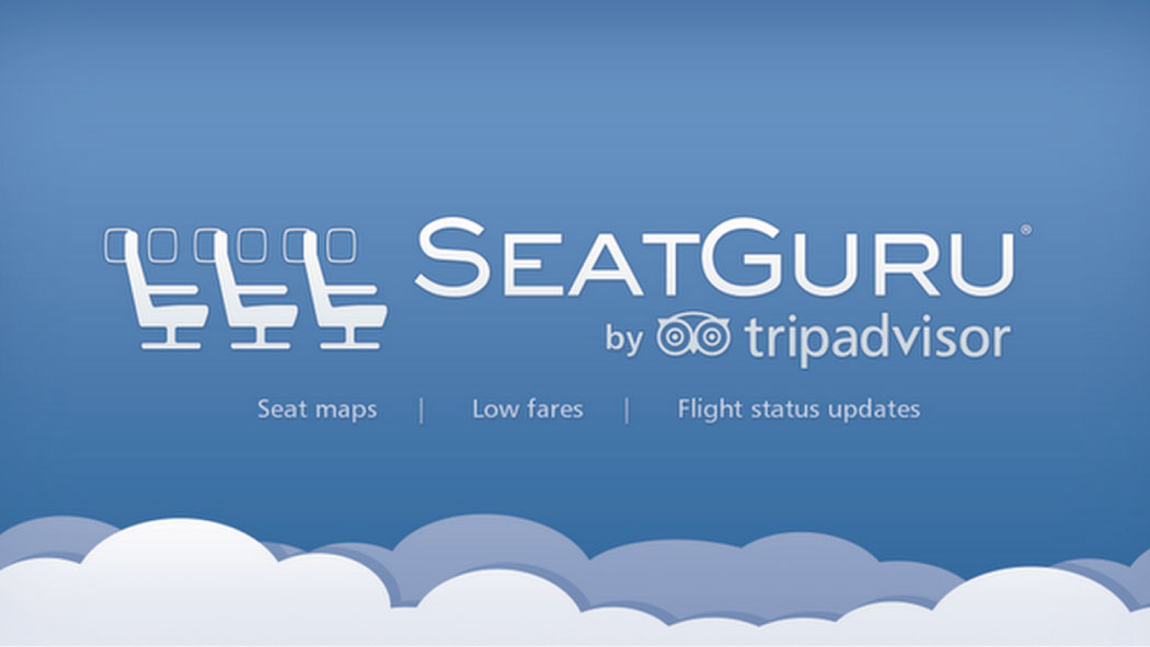 seat guru - تطبيق SeatGuru للمسافرين - يخبرك بأفضل الكراسي بالطائرة قبل الحجز ومميزات اخرى