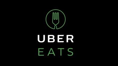 خدمة uber Eats