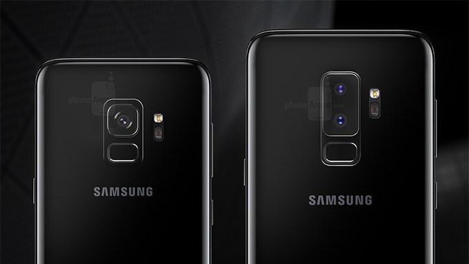 galaxy s9 s9 plus cameras - معلومات تؤكد نية سامسونج على الكشف عن جالكسي S9 بمعرض MWC 2018 ببرشلونة