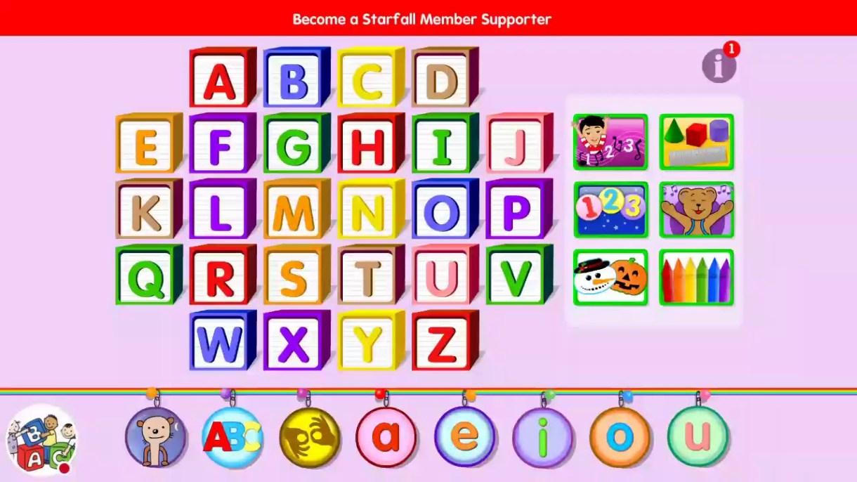 learn ABC - أفضل 5 تطبيقات لتعليم الأبجدية الإنجليزية والكلمات الإنجليزية للأطفال بطرق ممتعة