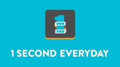 صورة تطبيق 1 Second Everyday لتسجيل اليوميات بالفيديو وإنشاء فيديو 365 ثانية للعام (ثانية لكل يوم)