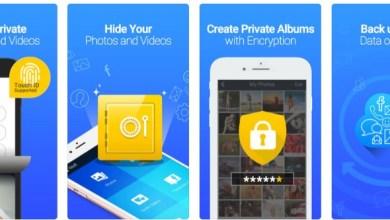 تطبيقات حماية وإخفاء الصور