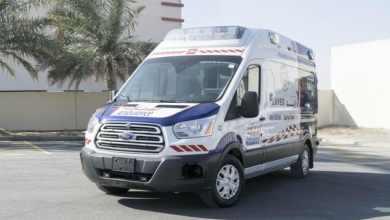 سيارة إسعاف المستقبل