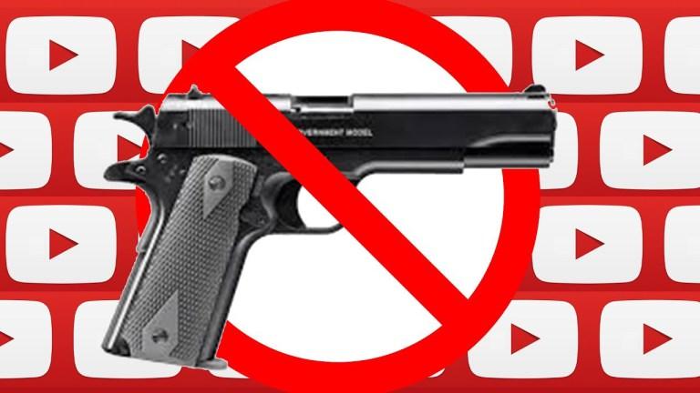 53cc5efed45d4f278de2941135af6148 - يوتيوب تعدل على سياساتها وتفرض قيود على فيديوهات الاسلحة النارية