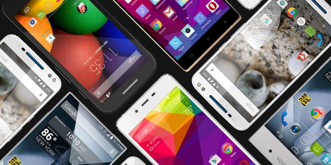 budget android 670x335 - تعرف على أكثر الجوالات الذكية مبيعًا.. آيفون X يحتل المرتبة الثالثة
