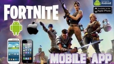 maxresdefault 1 1 - لعبة المغامرات Fortnite الشهيرة متوفرة الآن على متجر iOS