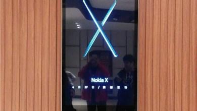 Nokia X  - بالفيديو: مقطع يستعرض مواصفات نوكيا X ويظهر الجوال بقطع الشاشة