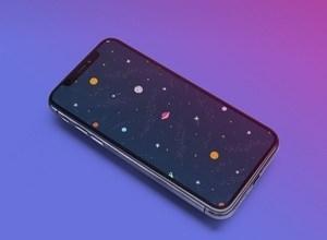 00 38 - خلفيات رائعة للفضاء والسماء لجوالات iPhone وiPad وحواسب macOS