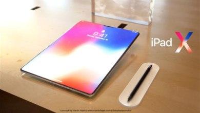 1 59 - شائعات جديدة توضح مواصفات أجهزة iPad Pro لعام 2018 والتقنيات الجديدة بها