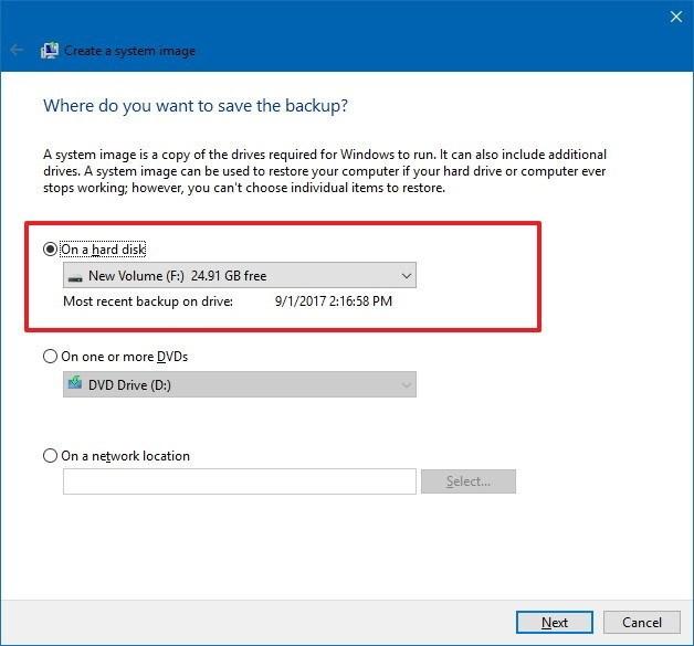3 - تعرف على كيفية إنشاء نسخة احتياطية من ويندوز 10 للحفاظ على بياناتك، وكيفية استعادتها