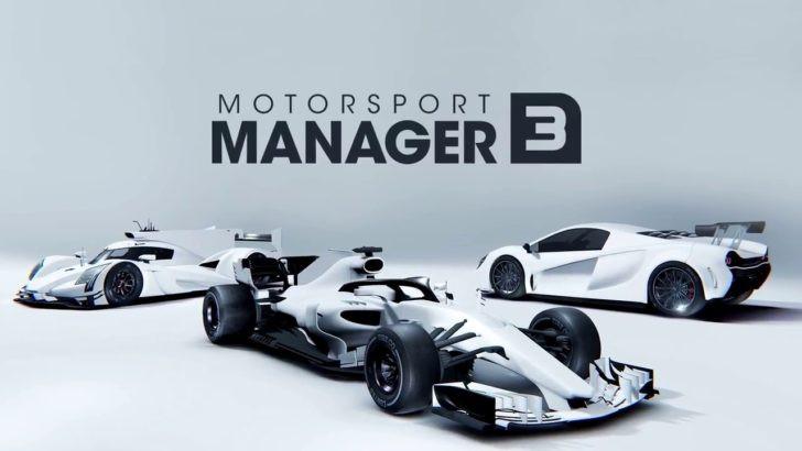 Motorsport Manager 3 - إطلاق لعبة Motorsport Manager 3 لمحبي رياضة السيارات على متجر جوجل بلاي