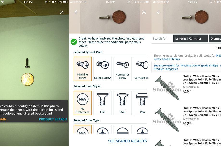 amazon.0 - تقنية جديدة تطلقها أمازون تتيح لك البحث عن المنتجات باستخدام  تقنية الواقع المعزز عبر كاميرا التطبيق