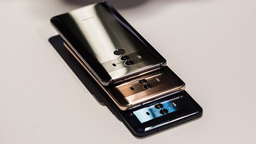 huawei mate 10 pro 654 - جوال Huawei Mate 20 Pro القادم سيضم خمس كاميرات وشاشة OLED منحنية الطرفين