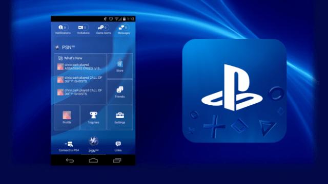 playstation app - تطبيق PlayStation App يتيح لك الوصول إلى عالم البلايستيشن بلمسة واحدة