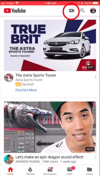 1 - يوتيوب تواكب الموجة وتطلق ميزة ستوري إلى منصاتها، وإليكم طريقة استخدامها