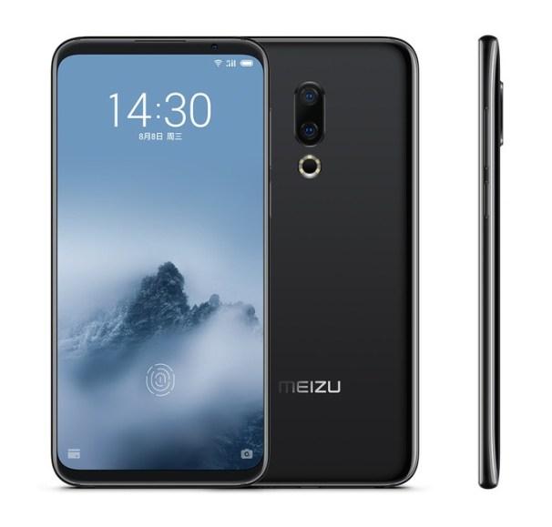 5 2 - الإعلان عن جوالي Meizu 16 وMeizu 16 Plus مع شاشات Super AMOLED ومستشعر بصمة