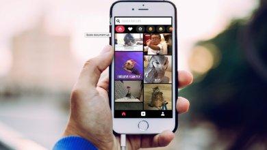 صورة سناب شات تتيح خاصية الصور الموسيقية المتحركة Musical GIF على تطبيقها