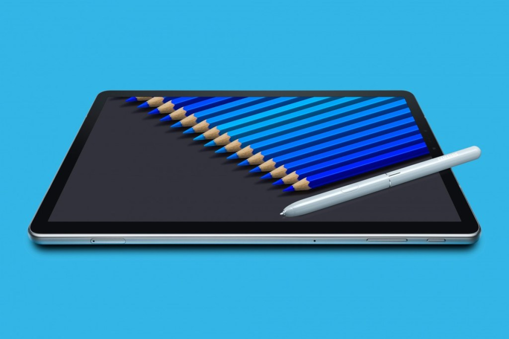 Galaxy Tab S4 1024x683 - سامسونج تزيح الستار عن الجهاز اللوحي الجديد Galaxy Tab S4 وGalaxy Tab A 10.5 المخصص للأطفال