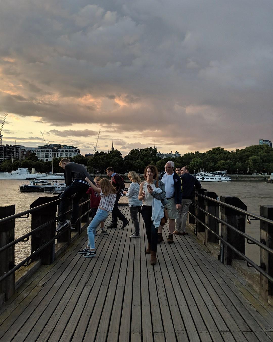 Google Pixel 3 XL camera samples London 7 - تسريب صور يزعم أنها ملتقطة بواسطة كاميرا بكسل 3 XL المرتقب إطلاقه أكتوبر القادم