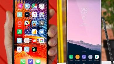 Photo of Galaxy Note 9 ضد iPhone X | مقارنة تثبت تفوق نوت 9 على آيفون X في 5 أشياء
