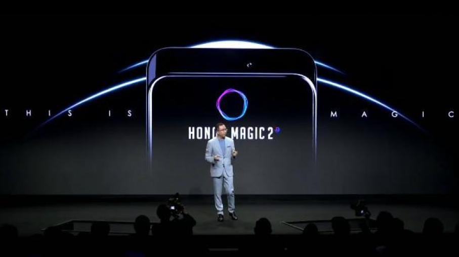 honor magic 2 main - أونور تكشف عن جوال الألعاب Honor Magic 2 مع معالج Kirin 980 وشاشة عرض كاملة