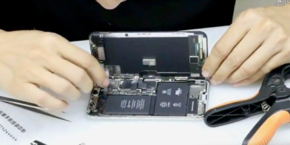 عملية تفكيك هاتف iPhone X - موقع iFixit يكشف عن أول فيديو لعملية تفكيك جوال iPhone XR الجديد من آبل