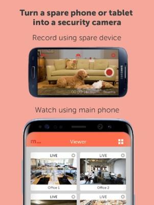 11.webp  - تطبيق Manything لتحويل جوالك القديم إلى جهاز مراقبة باستخدام كاميرته