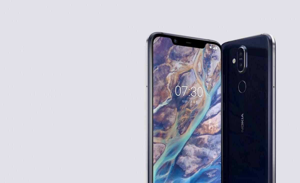 12 2 - HMD تكشف عن الهاتف الذكي Nokia X7 مع تقنيات مميزة وشاشة بحجم 6.1 إنش