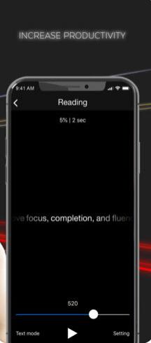 22 - تطبيق Focus يتيح لك إمكانية قراءة الكتب الإلكترونية بطريقة فريدة من نوعها، تعرف عليها