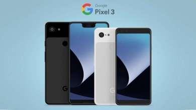 5b925a58d43750f4318b45cd - مقارنة مفصلة بين جوالات جوجل الجديدة بكسل 3 و 3XL وأقوى منافسيها