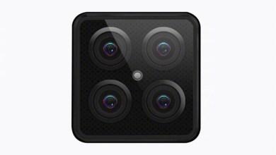Photo of بصورة جديدة، لينوفو تشوق لجوالها القادم بأربعة كاميرات خلفية تشبه كاميرات ميت 20