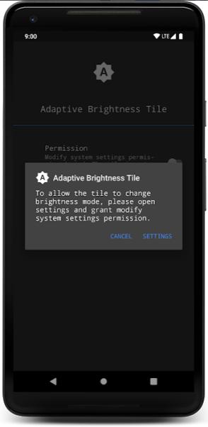 Screenshot 7 3 - تطبيق Adaptive Brightness لتغيير حجم سطوع الشاشة سريعاً لهواتف الأندرويد