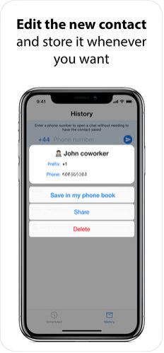 222 1 - تطبيق Complement for whatsapp لجدولة رسائل الواتساب وتذكيرك قبل إرسالها